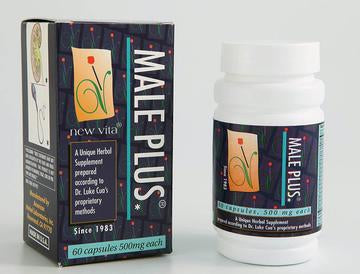 Male Plus-Natural herbal supplement-newvitas