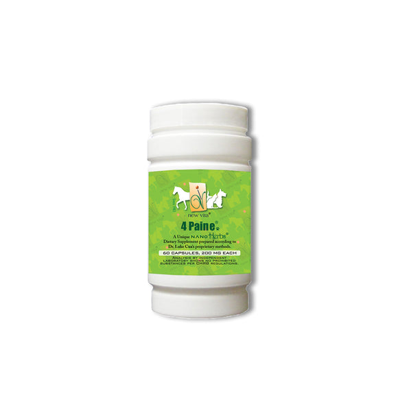 4 Pain Vet-Veterinary natural herbal supplement-newvita