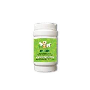 Vet De Cold-Veterinary natural herbal supplement-newvitas