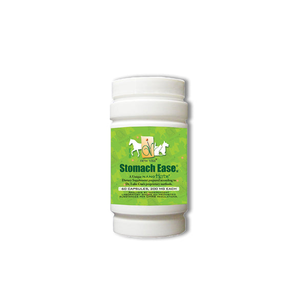 Stomach Ease Vet-Veterinary natural herbal supplement-newvita