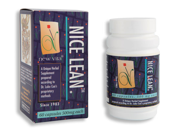 Nice Lean-Natural herbal supplement-newvitas