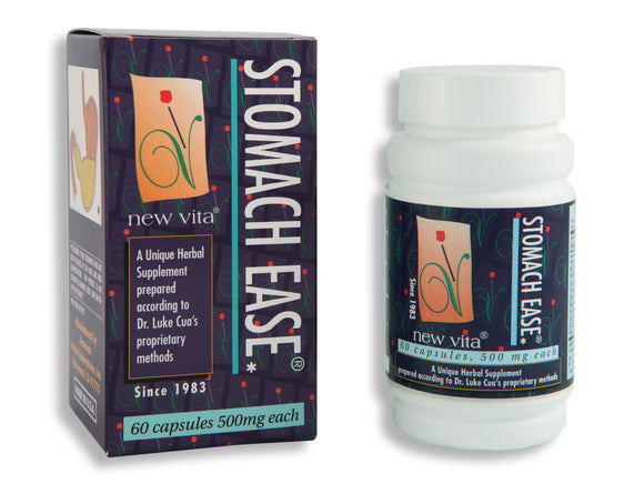 Stomach Ease-Natural herbal supplement-newvita