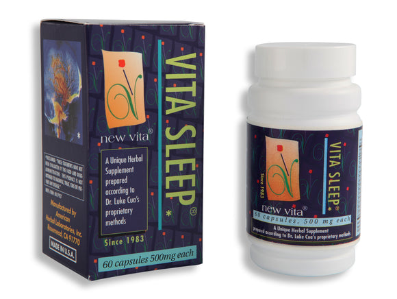 Vita Sleep-Natural herbal supplement-newvita
