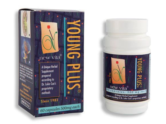 Young Plus-Natural herbal supplement-newvita