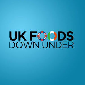 UK FOODS DOWN UNDER