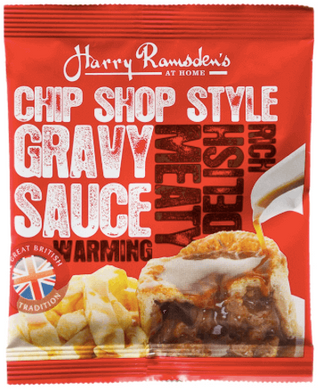 Harry Ramsden's Chip Shop Style Gravy Sauce