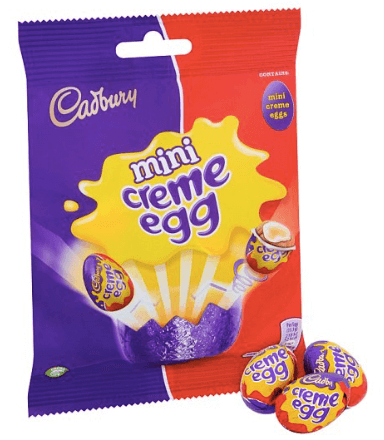 Cadbury's Mini Creme Egg's