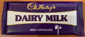 Cadbury's Dairy Milk Retro Bar