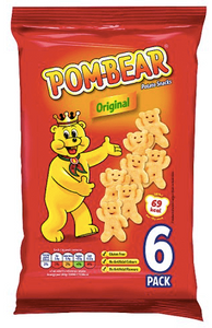 Pom Bears Original Multi bag Crisps