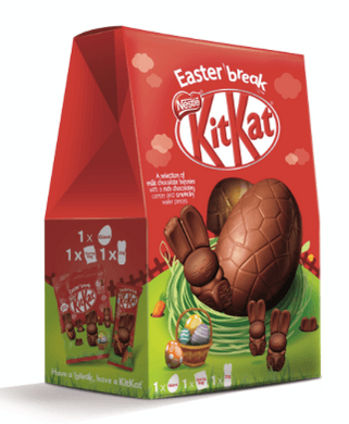 Kit Kat Large Easter Egg