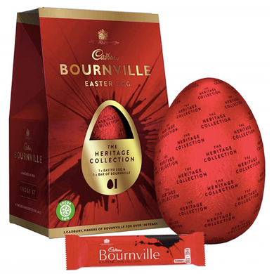 Cadburys Bournville Medium Easter Egg
