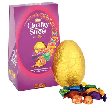 Quality Street Large Easter Egg