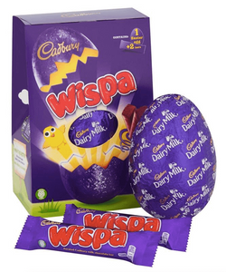 Cadbury's Wispa Egg Large