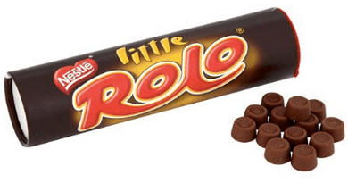 Little Rolo Christmas Stocking Tube