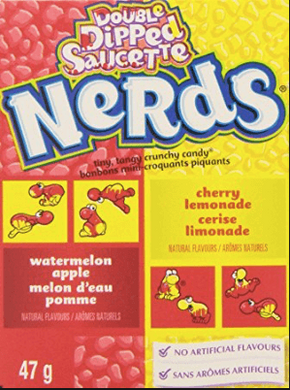 Nerds Watermelon Apple and Cherry Lemonade