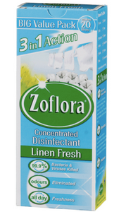 Zoflora Linen Fresh Big bottle