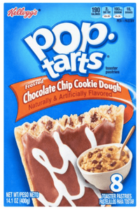 Pop Tarts Chocolate Chip Cookie Dough