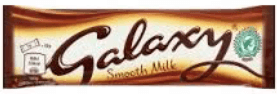 Galaxy Chocolate Small Bar