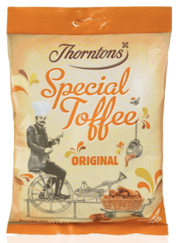 Thorntons Special Toffee Bags