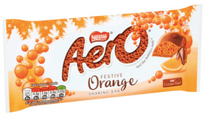 Aero Intense Orange Chocolate