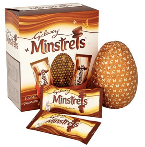 Galaxy Minstrels Large Egg