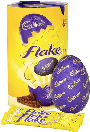 Cadburys Flake Extra Large Egg