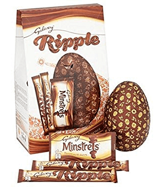 Galaxy Ripple Extra Large Egg