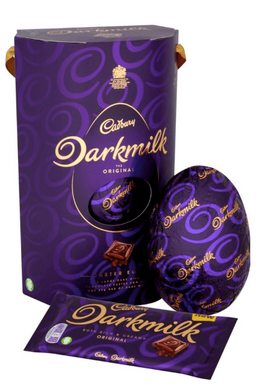 Cadburys Darkmilk Extra Large Egg