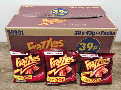 Frazzles 30 Pack Box