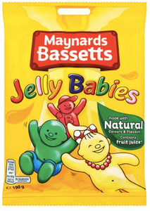 Jelly Babies Bags