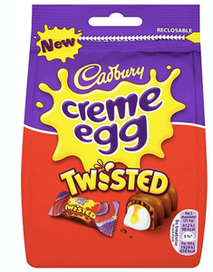 Cadburys Creme Egg Twisted Chocolate bags