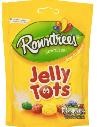 Jelly Tots Big Bags