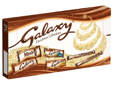 Galaxy Christmas Selection Box