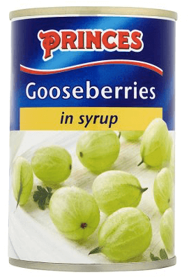 Princes Gooseberries