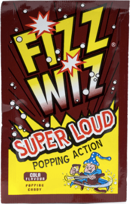 Fizz Wiz Popping Candy Cola Flavour