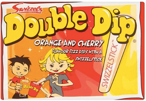 Double Dip Orange and Cherry