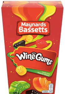 Wine Gum Tapered Box