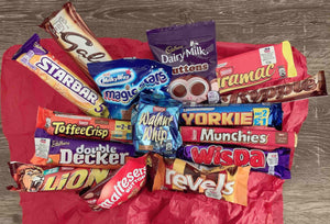 The Standard chocolate Hamper