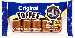Walkers Original Toffee Bar