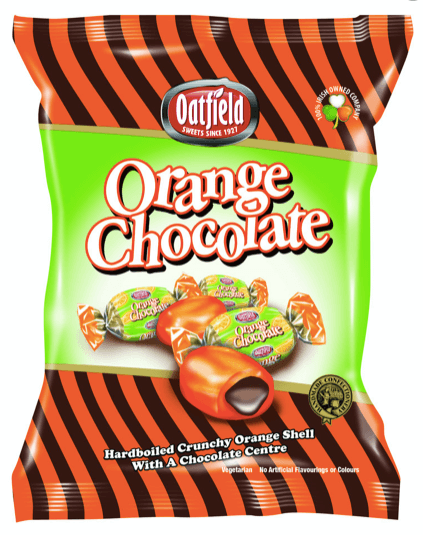 Oatfield Orange Chocolate