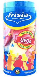 The Original UFO's Sour Candy