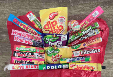 UK Sweets standard Hamper