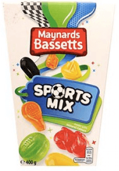 Sports Mixture Boxes