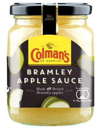 Colmans Bramley Apple Sauce