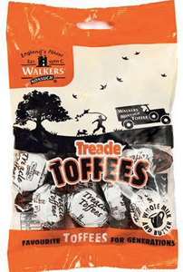 Walkers Treacle Toffee Bags