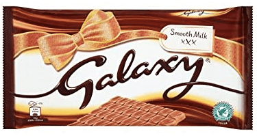 Galaxy Chocolate Gift pack Huge 360g Bar!
