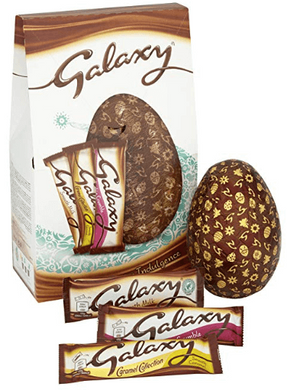 Galaxy Easter Indulgence Large Egg