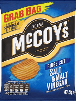 The Real McCoys Salt and Vinegar