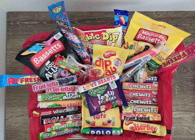 The Ultimate UK Sweet Hamper