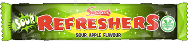 Refresher Sour Apple Bar